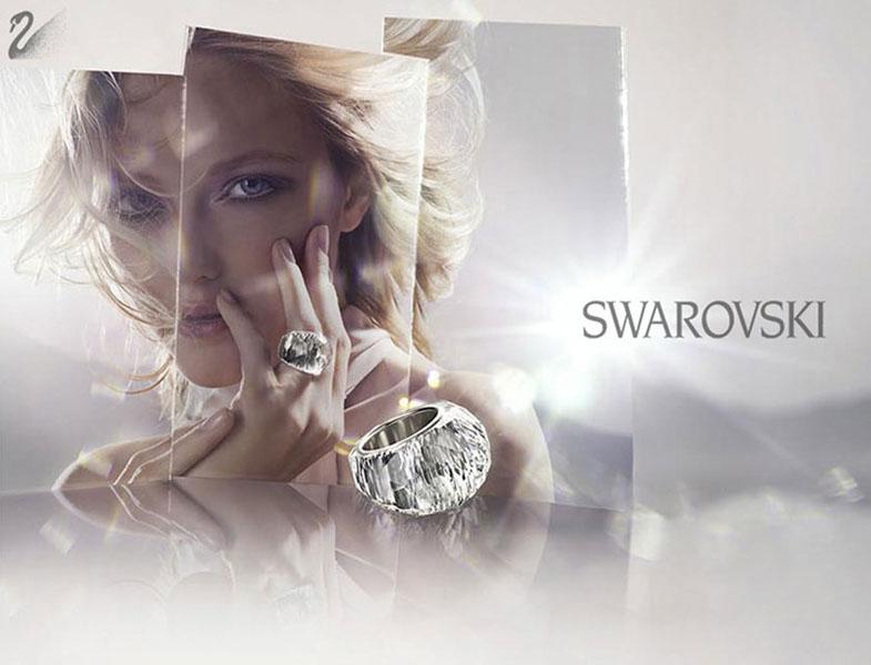 Реклама swarovski